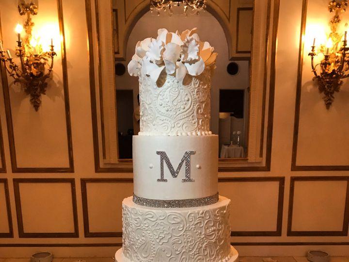 Tmx 8a389390 F3fd 4988 82ef F000942a2971 51 145429 1567747894 Houston, Texas wedding cake