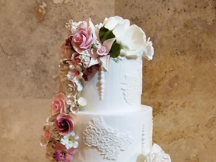 Tmx F560f982 5d06 4b80 9e8b 5451bb9e4317 51 145429 1567747934 Houston, Texas wedding cake