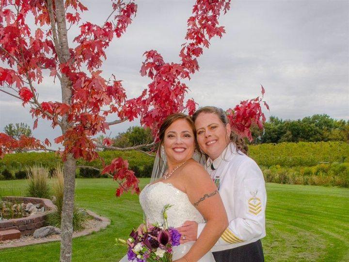 Tmx Julie And Crystal Together 51 55429 1569247751 Saint Paul, Minnesota wedding officiant