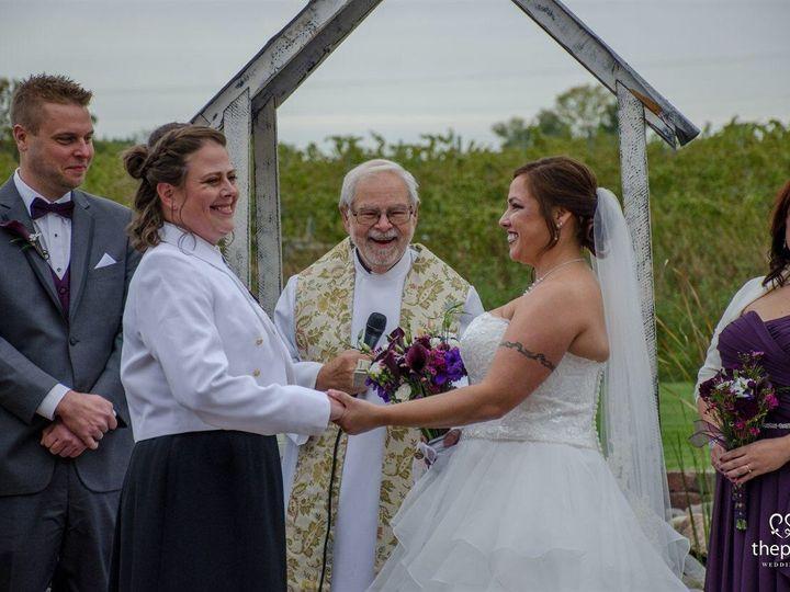 Tmx Julie And Crystal Wedding 51 55429 1569247716 Saint Paul, Minnesota wedding officiant