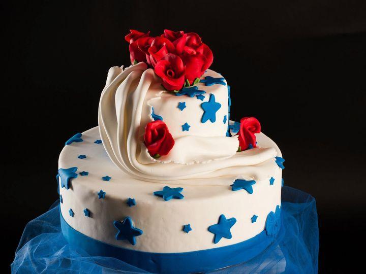 Tmx 1413816798521 Blooms2222 Indianapolis wedding cake