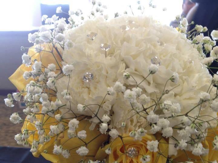 Tmx 1413816853925 Blooms 7 Indianapolis wedding cake