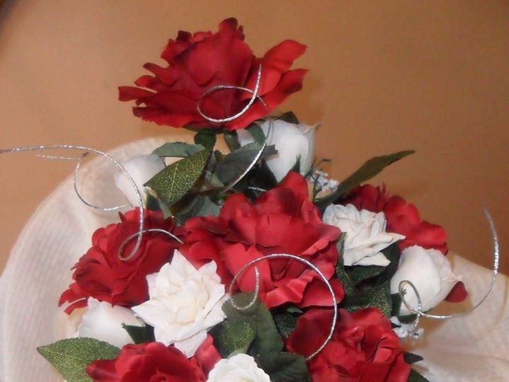 Tmx 1413816872818 Blooms4 Indianapolis wedding cake