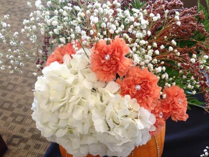 Tmx 1413816876090 Blooms6 Indianapolis wedding cake