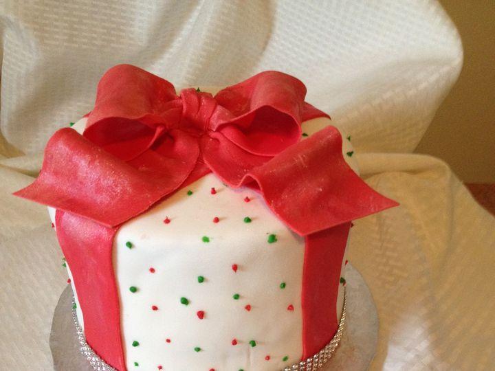 Tmx 1421691273360 011 Indianapolis wedding cake