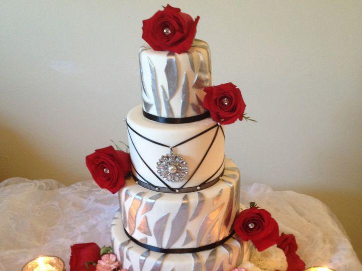Tmx 1421691442117 071 Indianapolis wedding cake