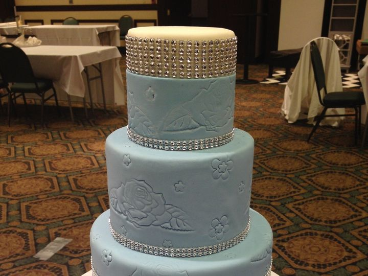 Tmx 1436571690608 1014 Indianapolis wedding cake