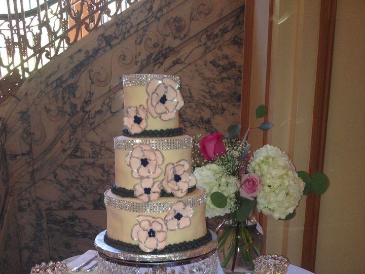 Tmx 1436572323485 1091 Indianapolis wedding cake