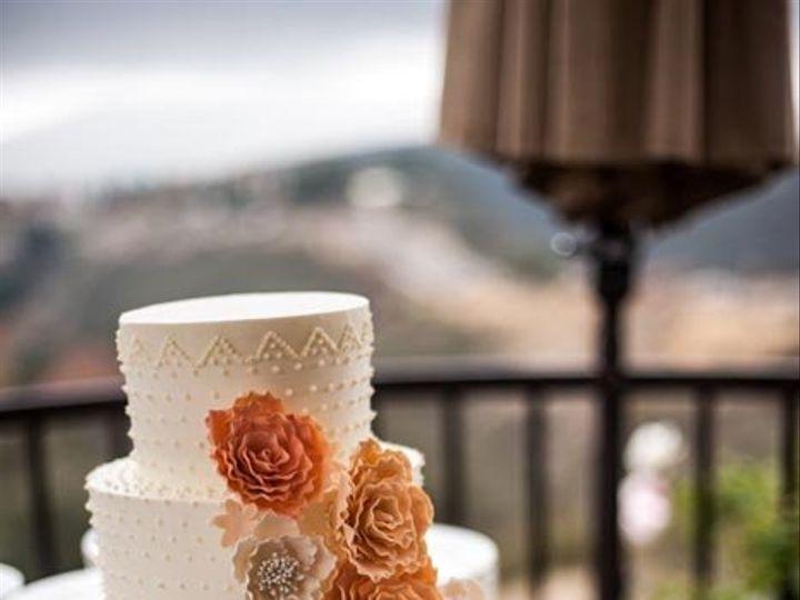Tmx 1363800143224 1SerendipityDavidwedding La Habra, CA wedding cake