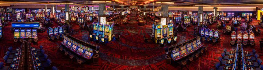 Casino Floor at Resorts World