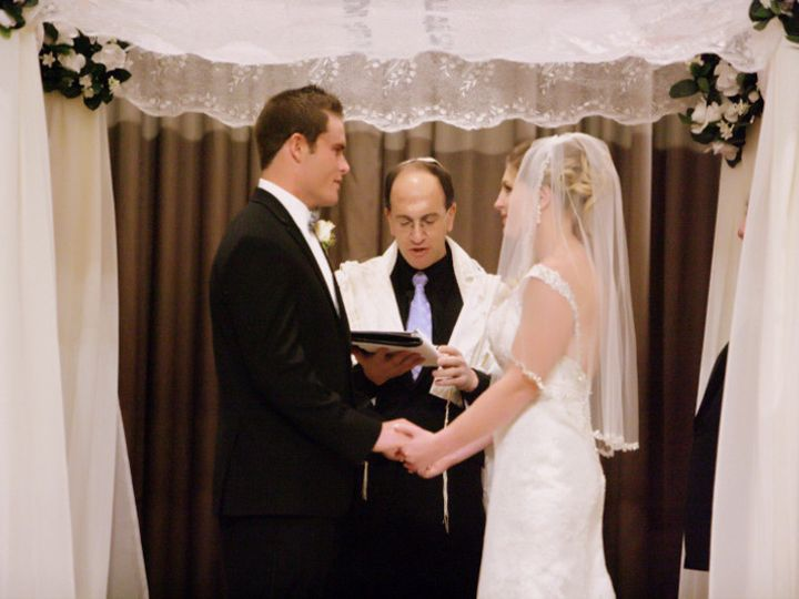 Tmx 1456336197950 Meredith And Marcs Wedding Ceremony At The Marriot Frisco wedding officiant
