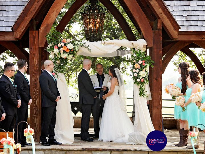 Tmx 1470507513106 Hallie And Pauls Wedding Ceremony At The Classic O Frisco wedding officiant