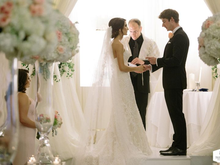 Tmx 1470615440033 Ledi And Marks Wedding Ceremony At The Adolphus In Frisco wedding officiant