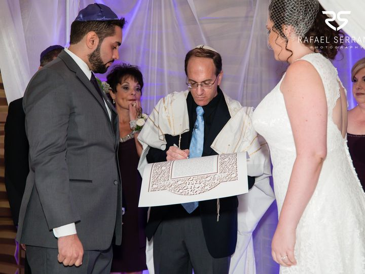Tmx 1509736187434 Sivan And Kevins Wedding Ceremony At The Vouv In D Frisco wedding officiant
