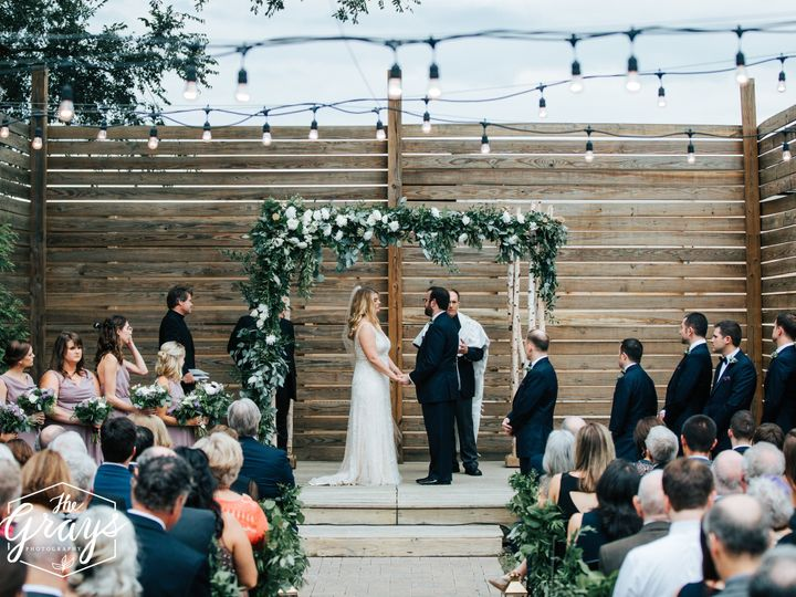 Tmx 1510425932017 Allie And Alexs Wedding Ceremony At The Guild In K Frisco wedding officiant
