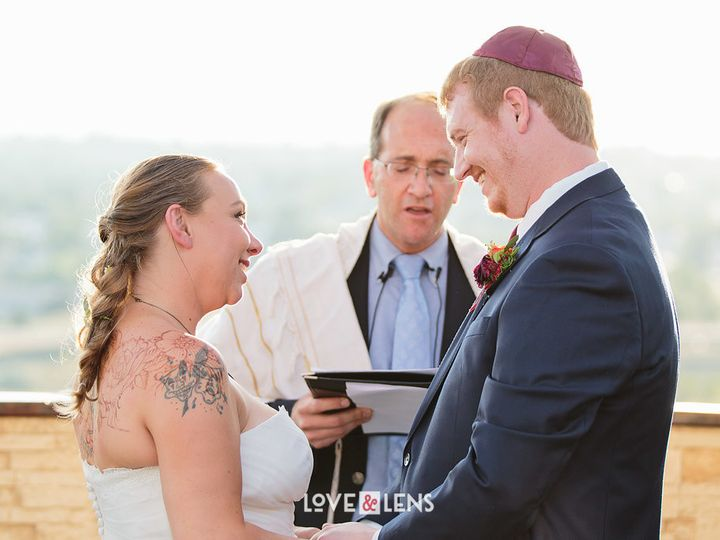 Tmx 1514312765367 Becca And Daniels Wedding Ceremony At The Wedgewoo Frisco wedding officiant
