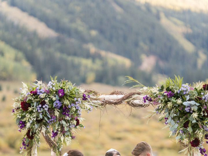 Tmx 1514318361180 Sam And Beaus Wedding Ceremony At The Pine Creek C Frisco wedding officiant