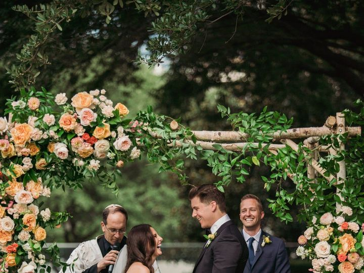 Tmx Alexis And Logans Wedding Ceremony At Marie Gabrielle In Dallas Texas Www Lindseysheaphotography Com 2 51 40529 1572290781 Frisco wedding officiant