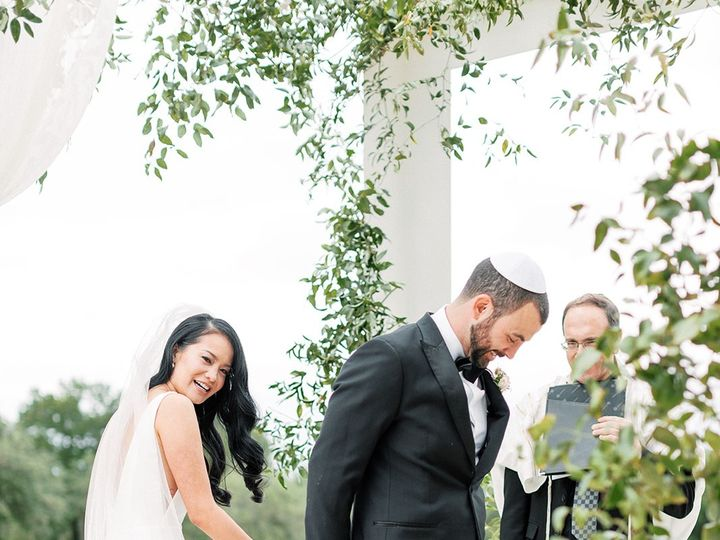 Tmx Diana And Damians Wedding Ceremony At Prospect House In Dripping Springs Texas Www Featherandtwinephotography Com 1 51 40529 1562786686 Frisco wedding officiant