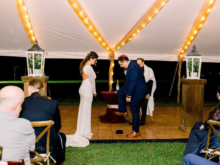 Tmx Haley And Bryans Wedding Ceremony At Their Friends Ranch In Forney Texas Www Kendallcrossonphotography Com 4a 51 40529 Frisco wedding officiant