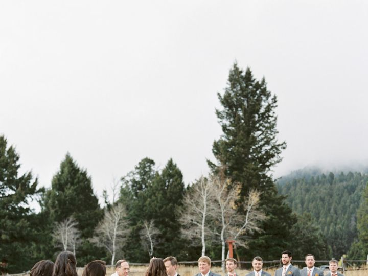 Tmx Layne And Michaels Wedding Ceremony At The Lone Mountain Ranch In Gallatin Gateway Montana Www Rebeccahollis Com 3 51 40529 Frisco wedding officiant