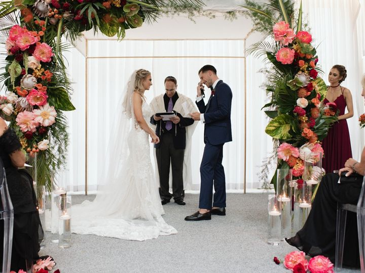 Tmx Melissa And Nicks Wedding Ceremony At The Joule In Dallas Texas Www Aseaoflove Com 2 51 40529 1564256379 Frisco wedding officiant