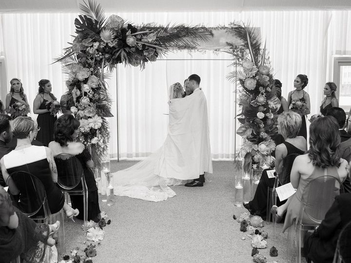 Tmx Melissa And Nicks Wedding Ceremony At The Joule In Dallas Texas Www Aseaoflove Com 8 51 40529 1568569627 Frisco wedding officiant