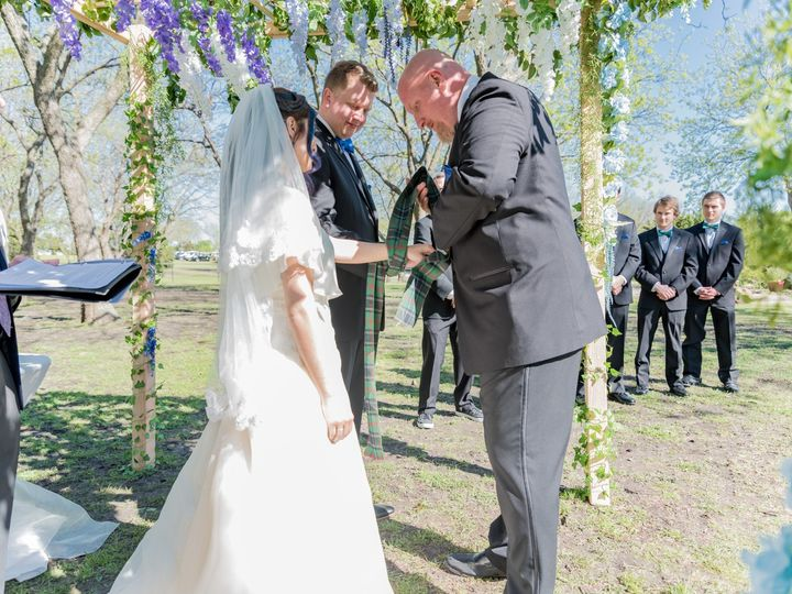 Tmx Rachel And Wills Wedding Ceremony At The 1899 Farmhouse In Princeton Texas Www Tinamariephotography Org 9 51 40529 1559163114 Frisco wedding officiant
