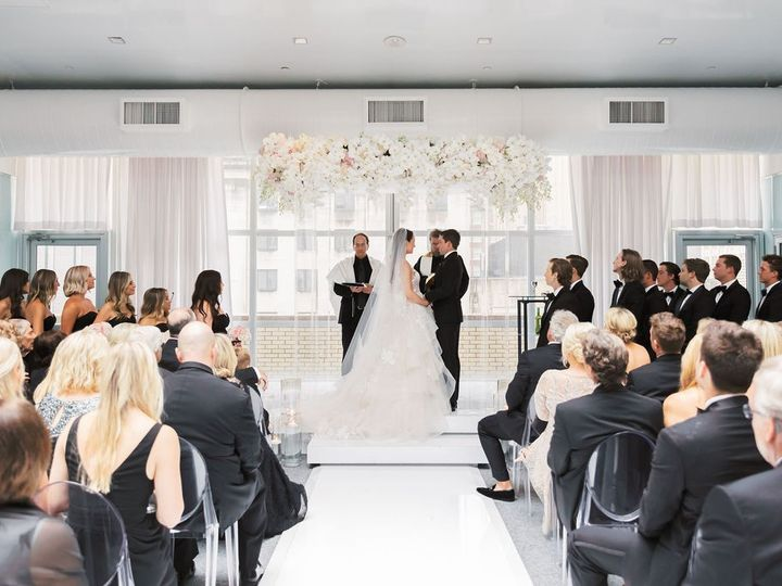 Tmx Samantha And Rileys Wedding Ceremony At The Joule In Dallas Texas Www Clairecasner Com 3 51 40529 1569350048 Frisco wedding officiant