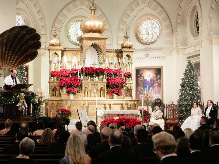 Tmx Sarah And Adams Wedding Ceremony At Immaculate Conception Jesuit Church In New Orleans Louisiana Www Brocatophotography Com 4 51 40529 158240106025338 Frisco wedding officiant