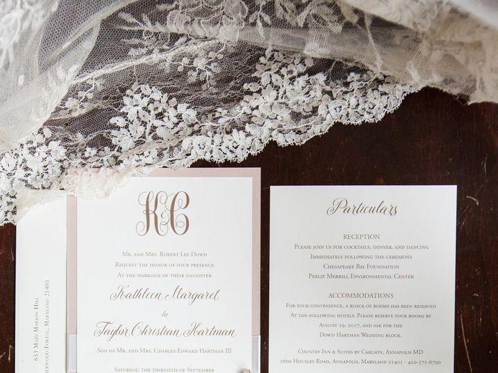 Tmx 09 30 17 Kathleen And Christian Wedding Photos By Liz And Ryan 0058 51 80529 Severna Park, Maryland wedding invitation