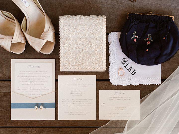 Tmx 1484859390019 2016laurabillweddingfaves 9low Severna Park, Maryland wedding invitation
