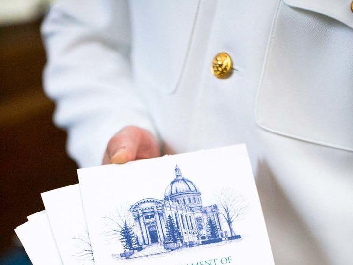 Tmx 1502214884016 Himaand01797 Copy Severna Park, Maryland wedding invitation