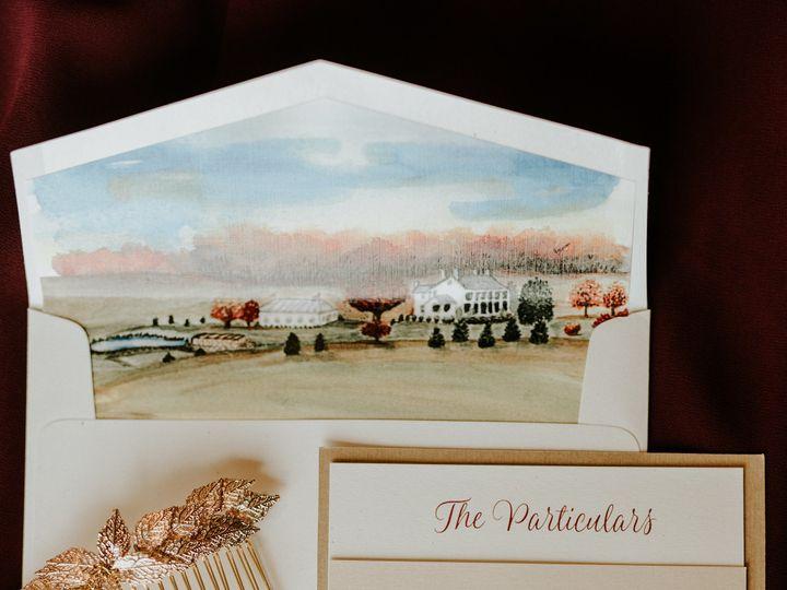 Tmx 1528911078 451cb3b295a6fc2e 1528911074 9f08790480d2ce8b 1528911028388 1 E J 12 Severna Park, Maryland wedding invitation