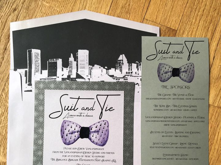 Tmx 1528911890 04d9eb8797a65493 1528911886 8dcd45e993b1b6cf 1528911841886 5 IMG 2669 Severna Park, Maryland wedding invitation