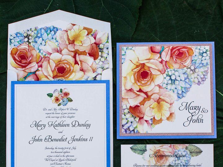 Tmx 1534957122 77029efcff95f0a1 1534957120 Bdb129bdb96e40d5 1534957117414 1 IMG 2850 Severna Park, Maryland wedding invitation