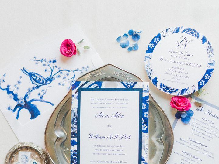 Tmx Ln Baltimore Country Club Wedding Maryland Manda Weaver Photo 75 51 80529 Severna Park, Maryland wedding invitation