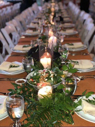 Wedding Dining Table