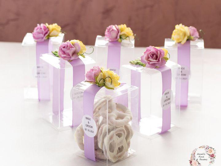 Tmx Auroura Rose Box 1 With Logo 51 1951529 159978609933278 Newport, RI wedding favor