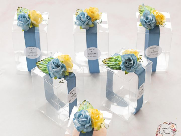 Tmx Bella Rose Box 5 With Logo 51 1951529 159978594418125 Newport, RI wedding favor
