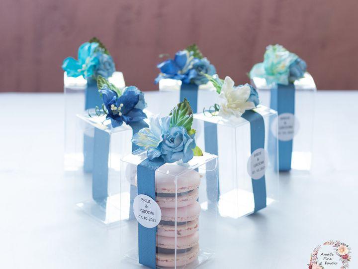 Tmx Cinderalla Blue Box 1 With Logo 51 1951529 159978595176552 Newport, RI wedding favor