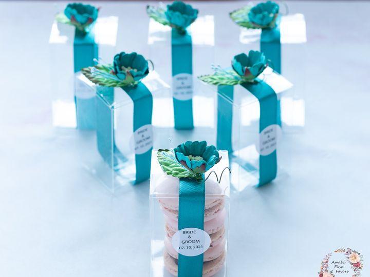 Tmx Feel The Teal Box 1 With Logo 51 1951529 159978571689973 Newport, RI wedding favor