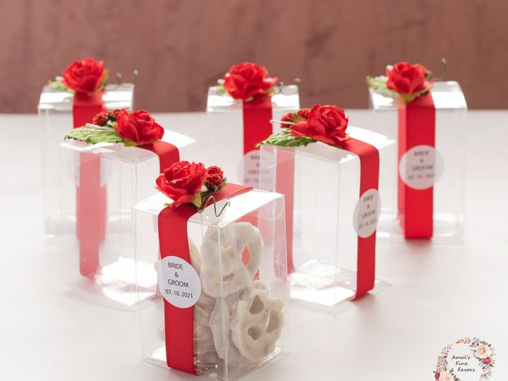 Tmx Rose Garden Box 1 With Logo 51 1951529 159978534396558 Newport, RI wedding favor