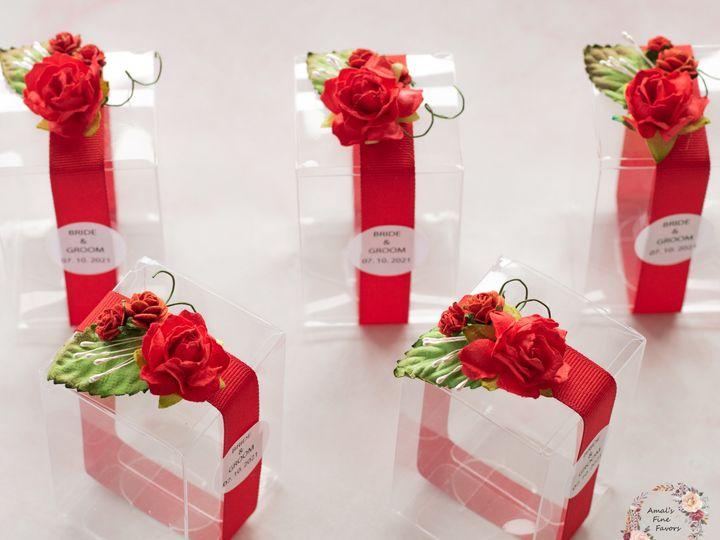 Tmx Rose Garden Box 4 With Logo 51 1951529 159978546918783 Newport, RI wedding favor