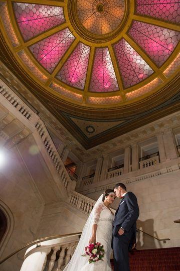 wedding main page