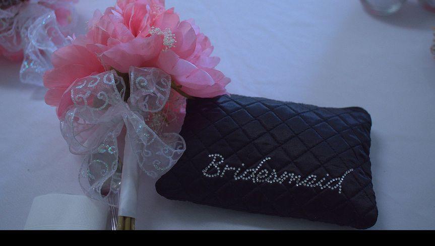 Bridesmaid's purse