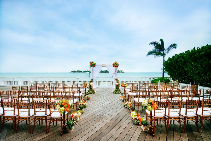 Ocean Key Resort Amp Spa Venue Key West Fl Weddingwire