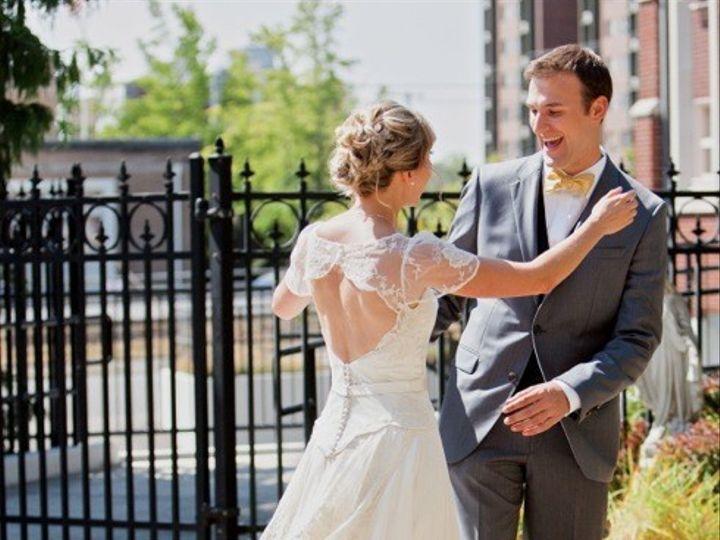 Tmx 1386697366248 Anniemattbridegroom2 Seattle wedding dress
