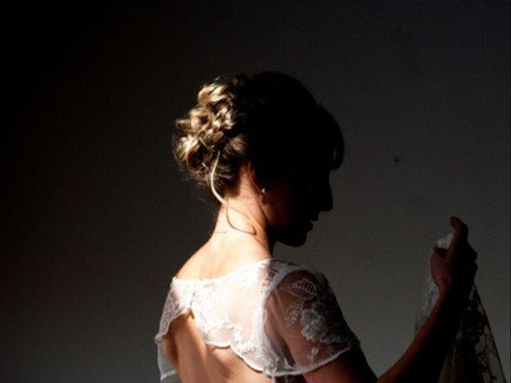Tmx 1386698291555 Anniemattgettingready5 Seattle wedding dress