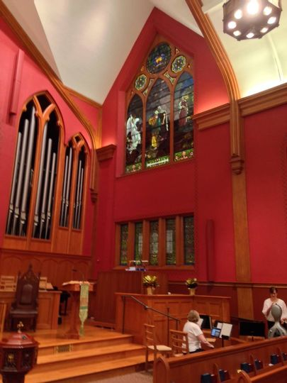 A nice day for Mozart: the Corridor Quartet at First Presbyterian Cedar Rapids
